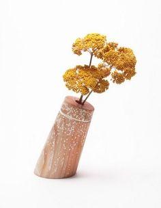 Buoy Vase by Kahokia Design, Brooklyn, NY