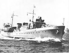 USCGC Icarus WW2.  Rammed, boarded, secured, and took the German Submarine U-352 as a war prize. Commanded by Lt Maurice D. Jester of Chincoteague Island, Va. The small 165 foot (WPC 110) Cutter took on the sleek new 220-foot VII-C class German submarine U-352 in a face to face combat engagement. The tenacity of the Coast Guard Captain and crew let to the demise of the powerful, highly maneuverable, wolf pack denison.