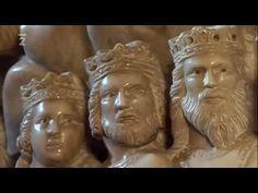 Tajemství tří králů 2008 & Tajný přístup  Vatikán 1 2 Dokument History Channel, Musical, Lion Sculpture, Youtube, Statue, Reyes, Salvador, Art, Roman History