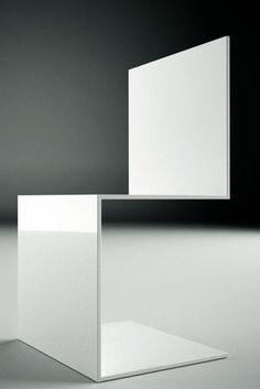 Felix Schwrke (Rechteck) | COMMODUS chair white