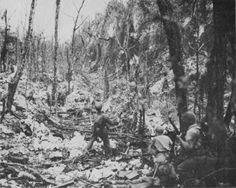 DEATH VALLEY was first entered by 7th Marines on D-plus 7, in an attempt to seize Five Sisters right from southwest. Battle of Peleliu WW II  9-15-1944--10-15-1944 The battle was officially known as Operation Stalemate II but the survivors still call it The Forgotten Battle. It was one of the last big Pacific battles of World War II and one of the bloodiest. Even the names associated with this small coral strip of land in the Palau islands sound hostile and discordant: