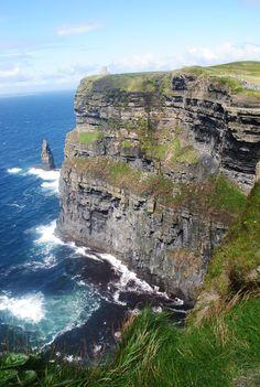 Cliffs - Ireland