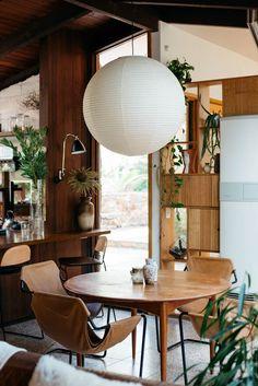 bookshelf / kitchen separator
