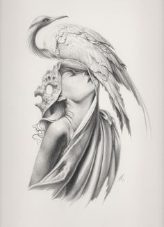 Philosopher's Muse- by Mandy Tsung