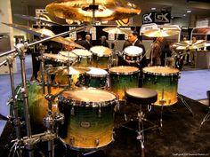 Image Detail for - Drum set