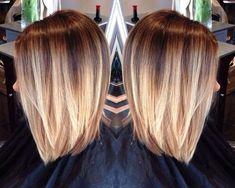Здесь вы найдете самые интересные варианты оригинального окрашивания волос. Покажите мастеру! ОМБРЕ Традиционное омбре — основная темная длина и осветленные концы. Такое окрашивание делают Ванесса Хадженс, Джессика Альба и модель Victoria's Secret Лили Олдридж. Недавно с омбре вышла и Энн Хэтэуэй. Но омбре можно повторить и на светлых волосах — пример берите с Лорен Конрад: …