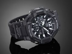 GA-1100-1AJF【CASIO】カシオ/G-SHOCK/GショックSKYCOCKPITスカイコックピット方位・温度計測機能メンズ腕時計国際保証書付
