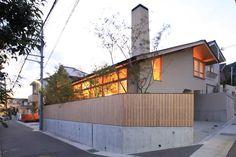 細庭の家|横内敏人建築設計事務所