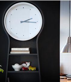 IKEA PS PENDEL Floor Clock Has Storage Built In To Put Your Watches 130