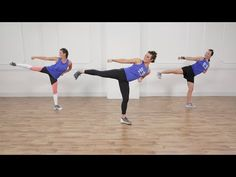 30-Minute BodyCombat-Inspired Workout With Boxing, Kung Fu, and Muay Thai - YouTube