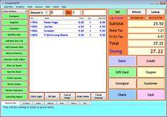 RJFSOFT – Consignment/Resale Shop Software