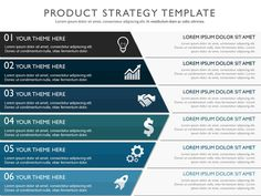 the 68 best strategy templates images on pinterest layout design