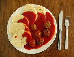 Rajská omáčka Pancakes, Breakfast, Food, Morning Coffee, Essen, Pancake, Meals, Yemek, Eten