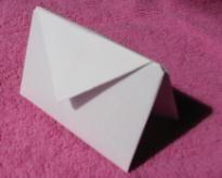 Papier-Portmonee
