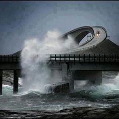 Anyone know where this amazing bridge is?