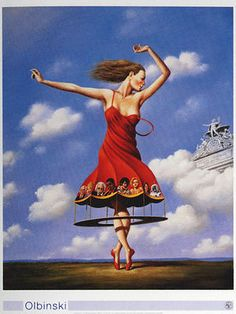 Rafal Olbinski is a surrelist artist from Poland, who has become world famous for his posters and designs. Rafal has easily proven himself a leading modern surrealist with his provocative, School Of Visual Arts, Max Ernst, Rene Magritte, Surrealism Painting, Pop Surrealism, Surreal Art, Art Gallery, Fine Art, Art Prints
