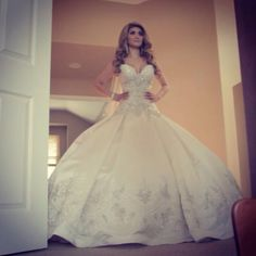 My Stephen Yearick Wedding Gown