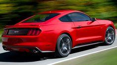 Imagen Ford Mustang Fastback número 8