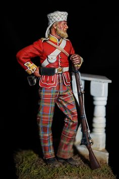 72nd Highlander 1857