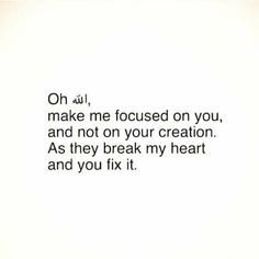 Son Quotes, Focus On Yourself, My Heart Is Breaking, Islamic Quotes, Allah, Amen, Religion, How To Plan, Life