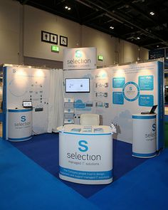 Exhibition Stand for Selection Services at Cloud Expo Europe 2014 | Flickr - Photo Sharing!