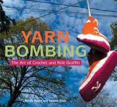 Un poquito de todo (AIRESDEAYER): Yarn Bombing