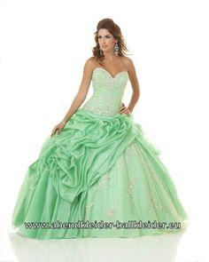 Apfel Grünes Abiball Kleid Brautkleid Abendkleid