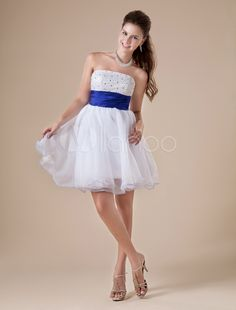 Weddings & Events Helpful Gardlilac Hi-low Short Homecoming Dress Organza Beading Homecoming Dress 2017 Strapless Party Dress Delicious In Taste