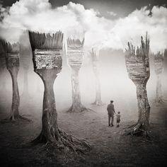 New Surreal Photo Manipulations by Sarolta Bán - My Modern Metropolis