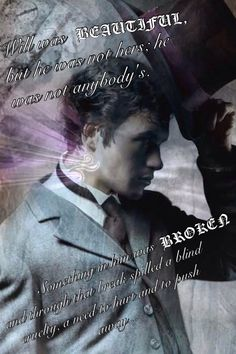 William Herondale- The Infernal Devices