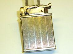 DIAMOND AUTOMATIC SELF CLOSING LIGHTER -FEUERZEUG -PATENT 387.165 -ENGLAND-RARE Sammeln & Seltenes:Tabak, Feuerzeuge & Pfeifen:Feuerzeuge:Alt (vor 1970)