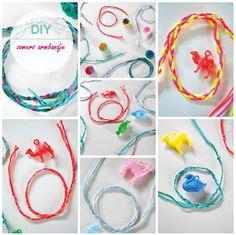 summer bracelet, diy bracelet