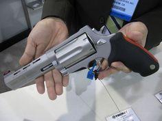 Taurus's new Raging Judge Magnum 45/.454 Casull/.410