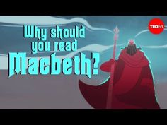 "The entire text of ""Why should you read Macbeth? [video]"" with embedded questions aligned to Common Core and Depth of Knowledge (DOK) as well as scaffolding notes and media. Shakespeare Stories, Shakespeare Macbeth, William Shakespeare, Ted Ed Youtube, Depth Of Knowledge, Ap Literature, Why Read, Enrichment Activities, English Language Arts"