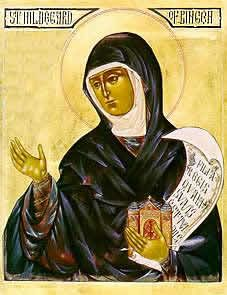 The earth which sustains humanity must not be injured, it must not be destroyed -- Hildegard of Bingen