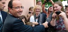 Präsident François Hollande: Der Staatschef von nebenan