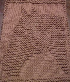 frogiez place...: giddy-up dishcloth, free pattern