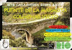 Mtb Cadaáveres - Bike : Puente de la Marmota - Colmenar Viejo