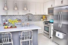 """Home   Saw this kitchen @ """"love it or list it"""" by Jillian Harris. Sooo pretty!! Home   Jillian Harris"""