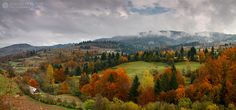 Poienile Izei 4 by adypetrisor on deviantART Country Living, Romania, Deviantart, Emeralds, Mountains, Nature, Travel, Fall, Colors