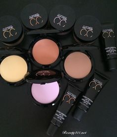MAC Prep+Prime CC Colour Correcting Powders & Prep + Prime CC Colour Correcting SPF 30