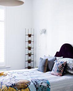 white boho bedroom - Google Search