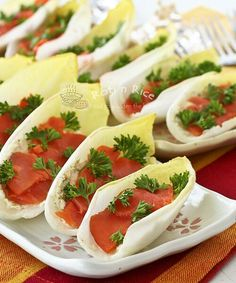 baked scallops with endive recipes dishmaps baked scallops with endive ...