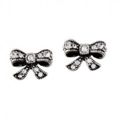 Dainty Bows From Cath Kidston 15 00 Wedding Bridal Jewellery Bow Earrings