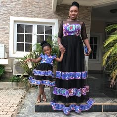 PARENT AND CHILD ANKARA STYLES YOU SHOULD SEE
