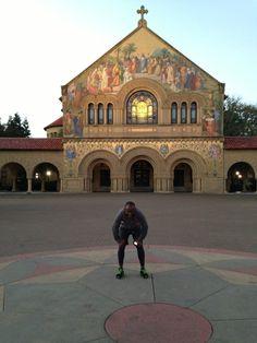 Stanford Memorial Church in Stanford, CA
