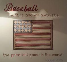 Boy Sports Bedroom, Babe Ruth, Frame, Decor, Picture Frame, Decoration, Decorating, Frames, Deco