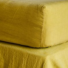 Linen Fitted Sheet - product images  of