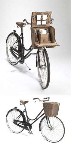 Moynat Malletier Bicycle Bag