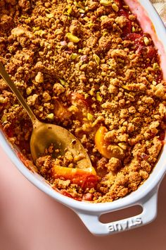 Easy Weeknight Dinners, Easy Meals, Raw Pistachios, Crumble Recipe, Always Hungry, Recipe Directions, Sugar Sugar, Domestic Goddess